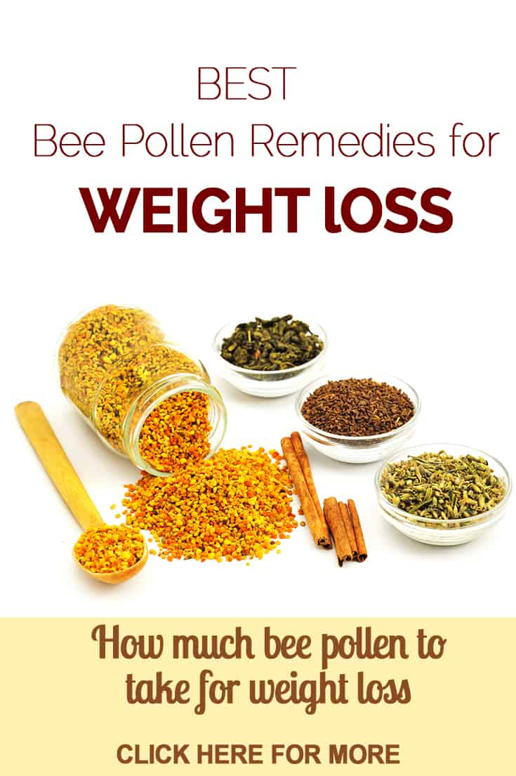 How to Take Bee Pollen for Weight Loss