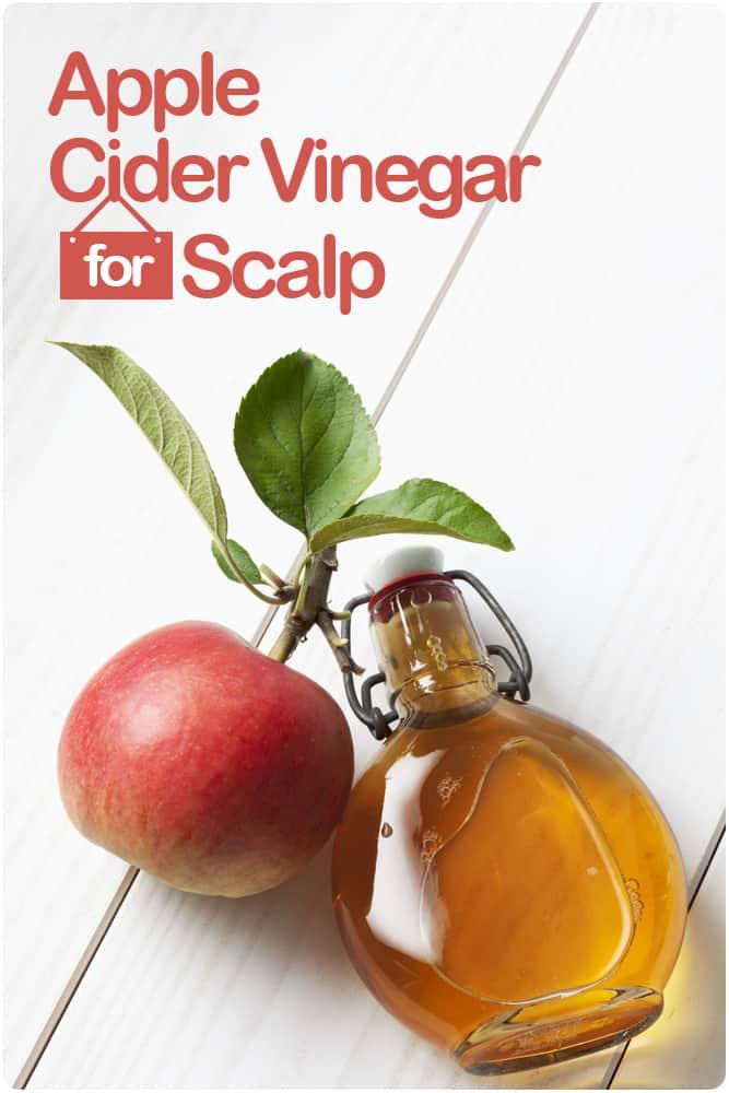 Apple Cider Vinegar For Scalp
