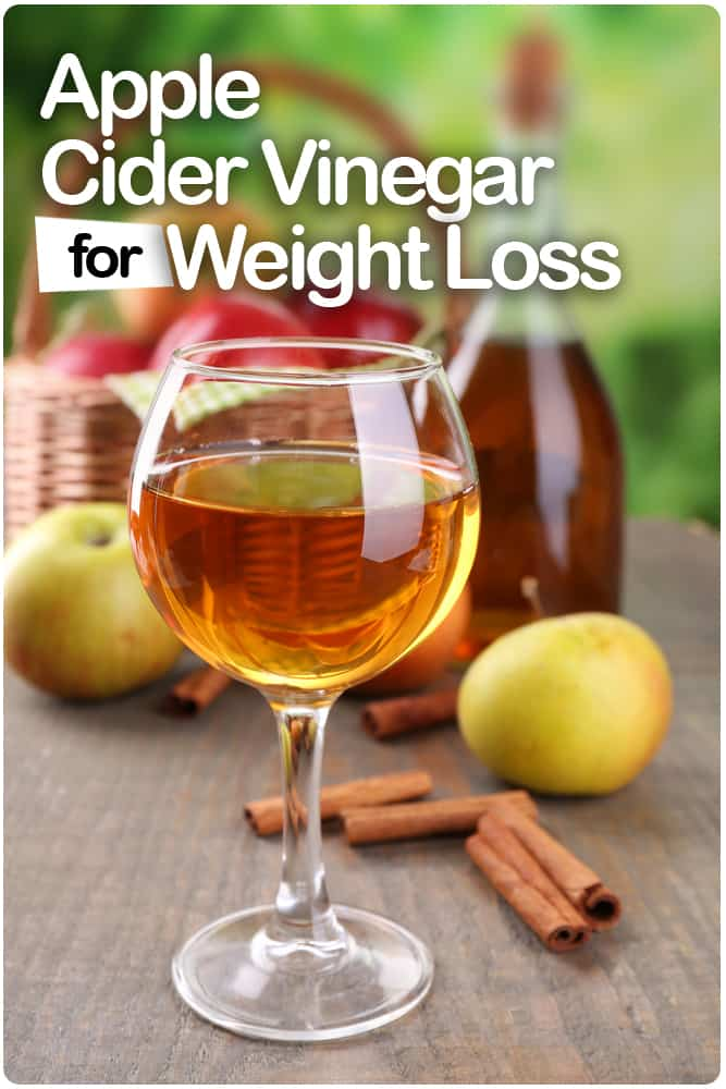 apple cider help to lose weight