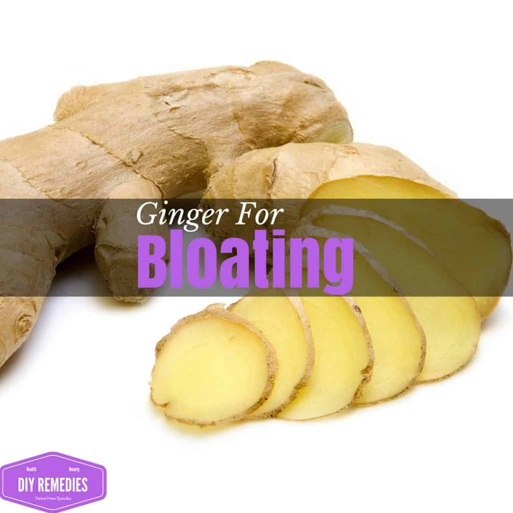 Cure-Bloating-With-Ginger