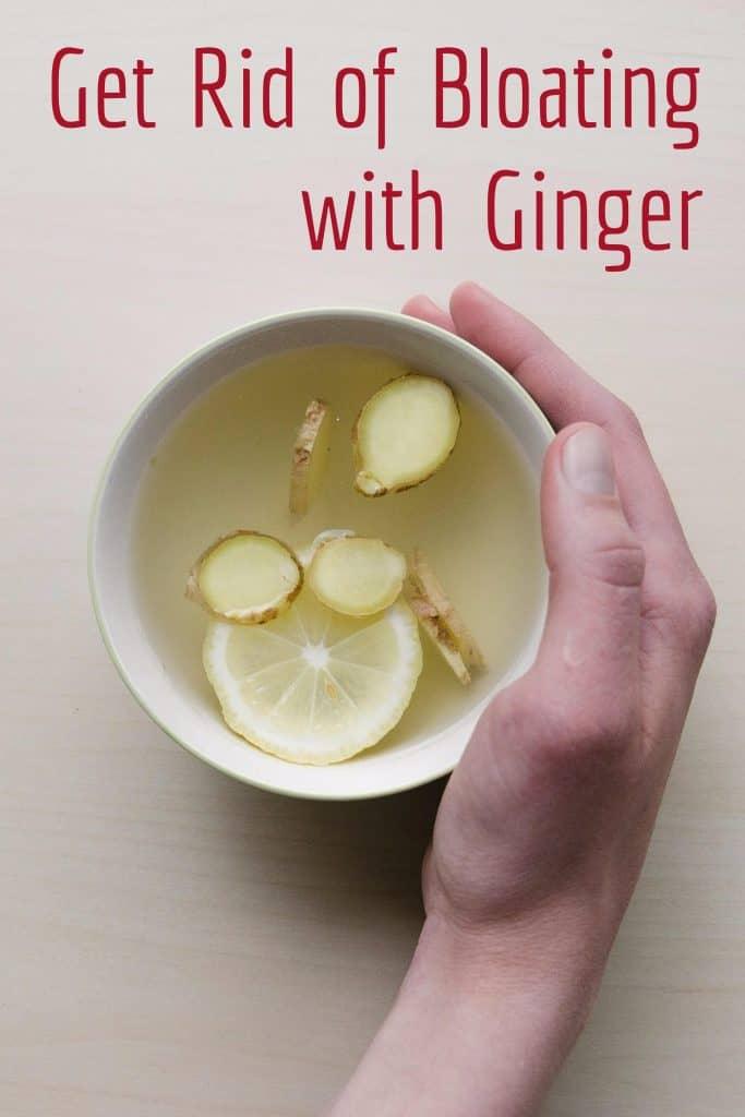 Ginger For Bloating