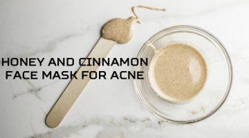 DIY Face Masks for Acne