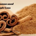 How Cinnamon used for Weight Loss