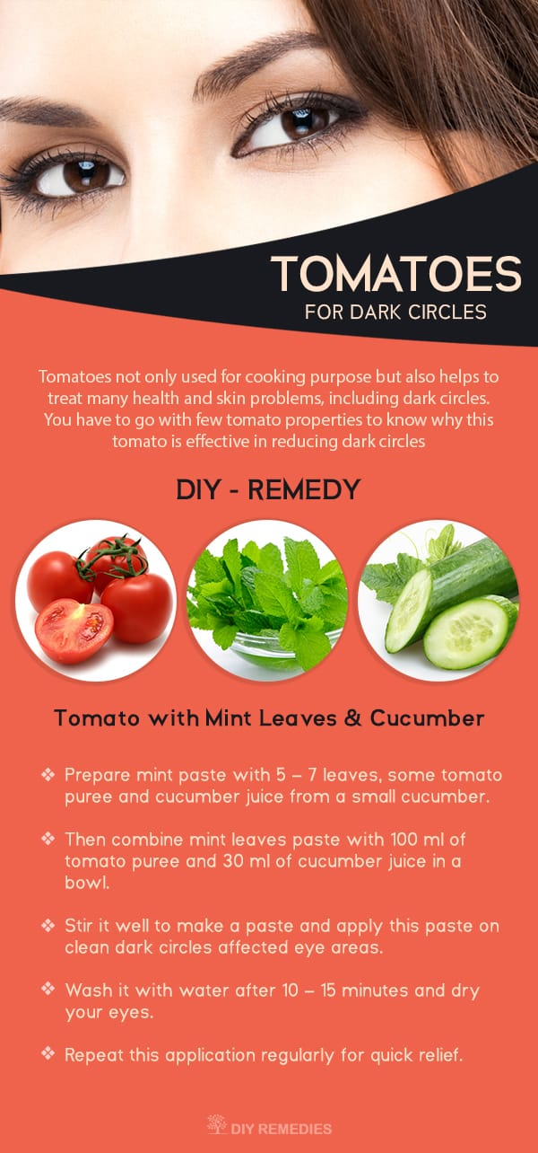 How-Tomatoes-Reduce-Dark-Circles