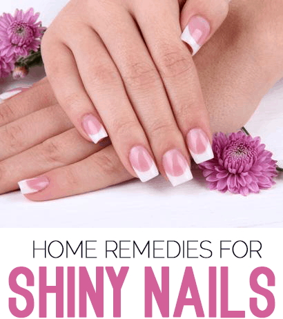 Remedies for Shiny Nails