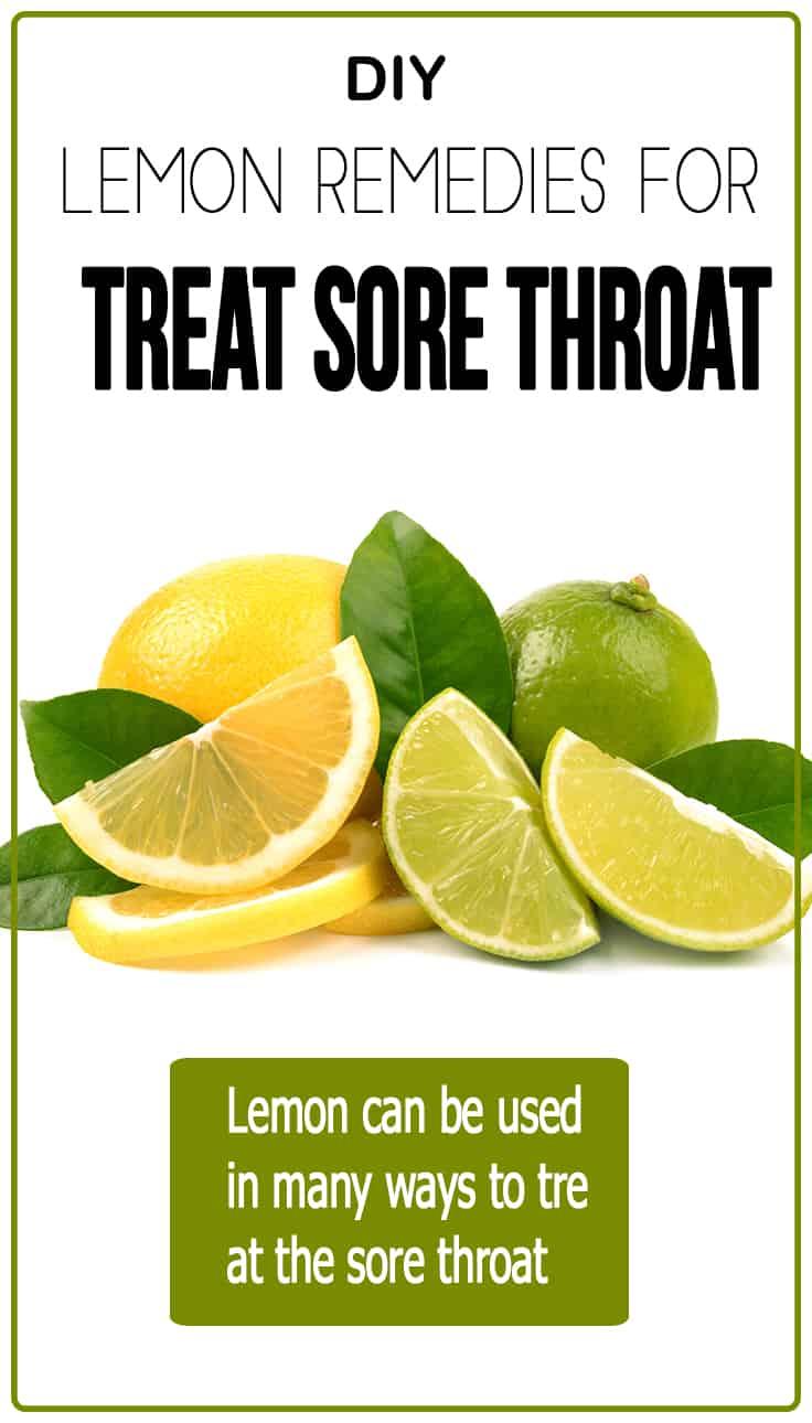 Cold Sore Natural Remedies Lemon