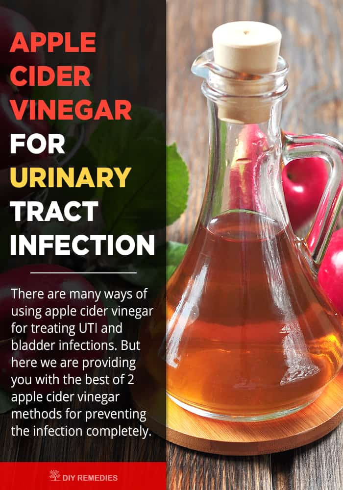 Apple Cider Vinegar for Urinary Tract Infection