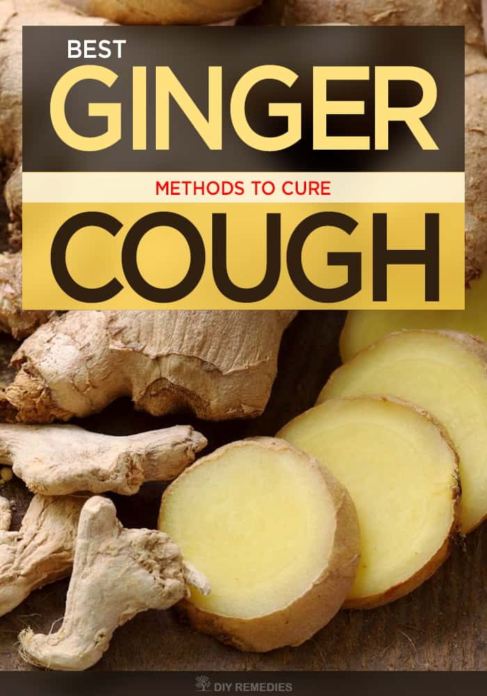 best ginger methods to cure cough