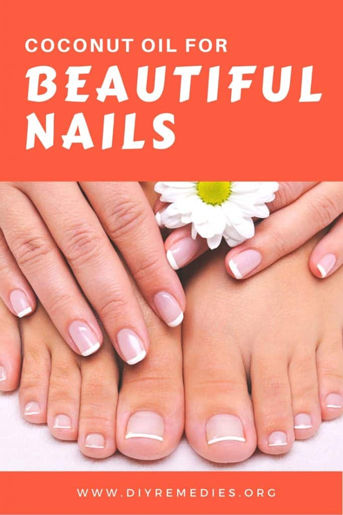 Coconut Oil for Nail Growth