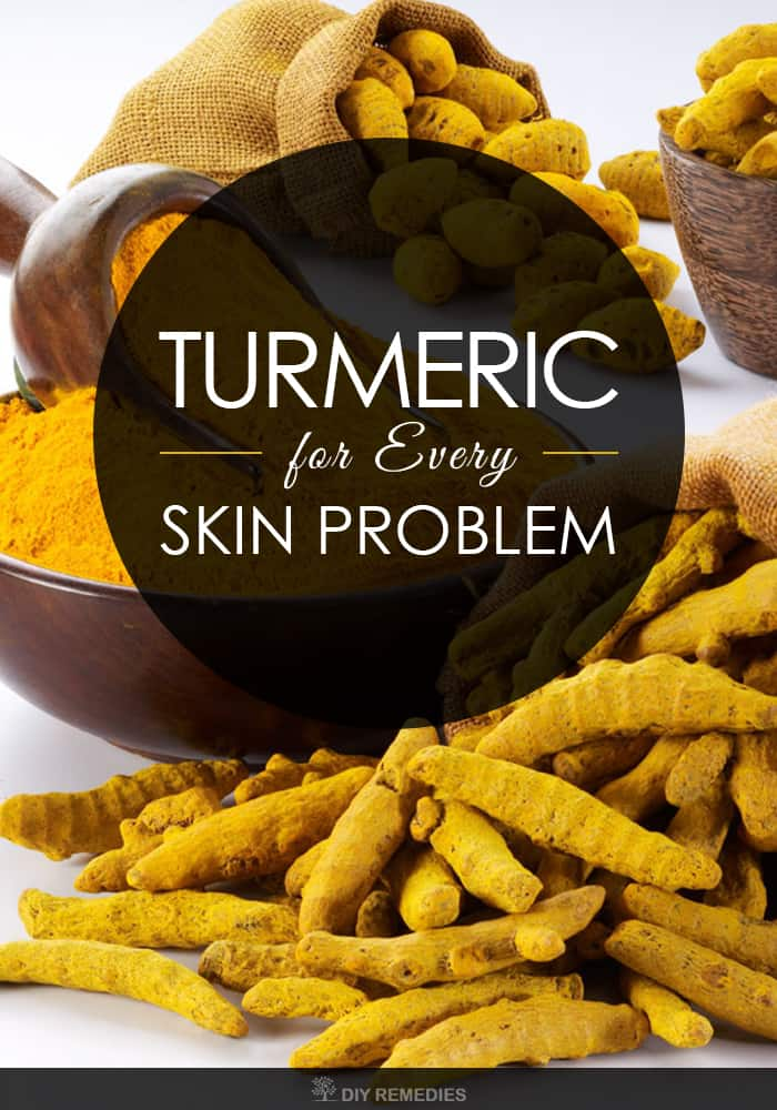 Turmeric for Every Skin Problem