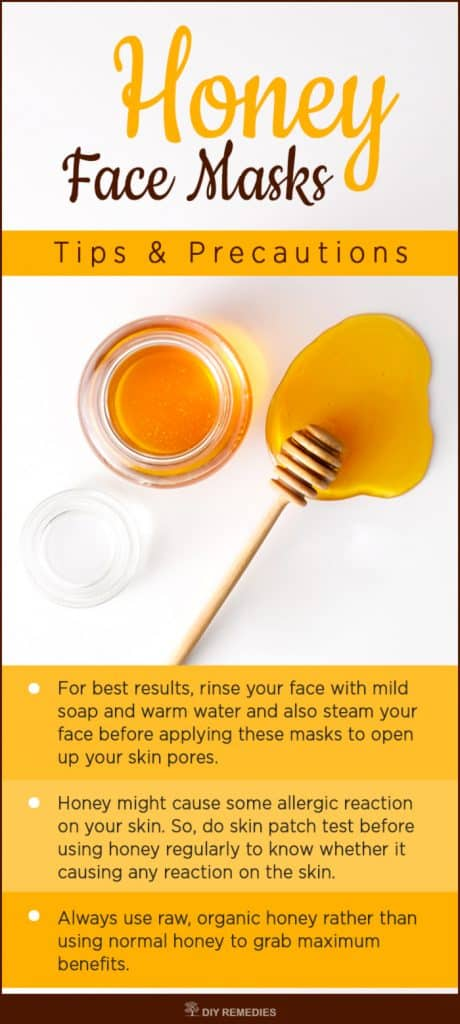 Best Honey Face Masks for Skin Problems