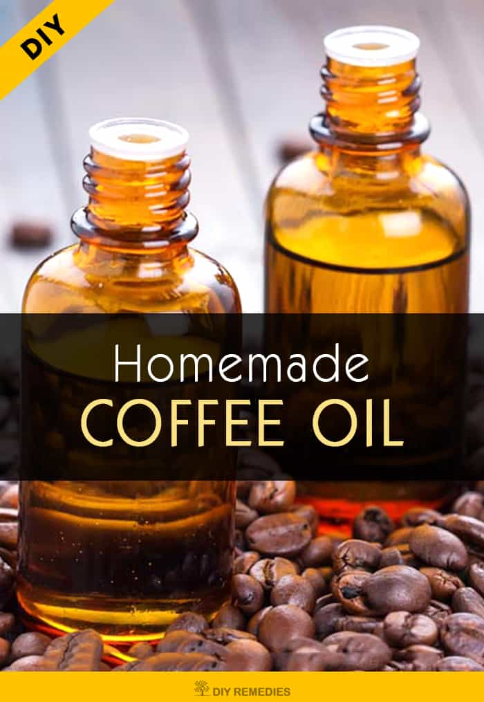 DIY Extract Coffee Oil From a Coffee Bean