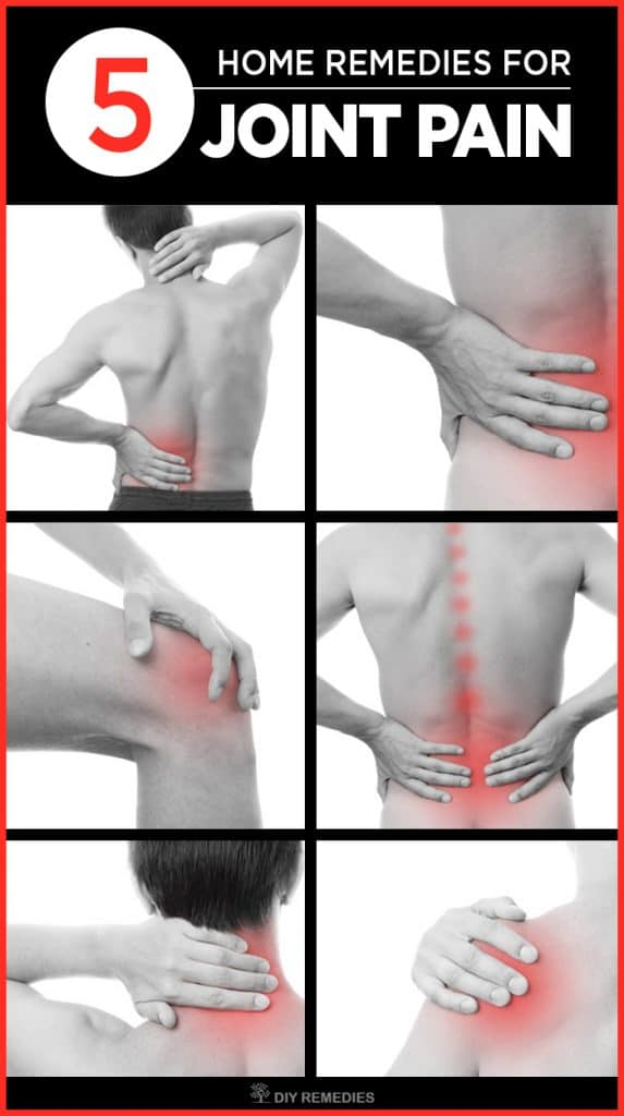 Best Home Remedies for Joint Pain