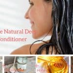 How to make Deep Hair Conditioner Naturally