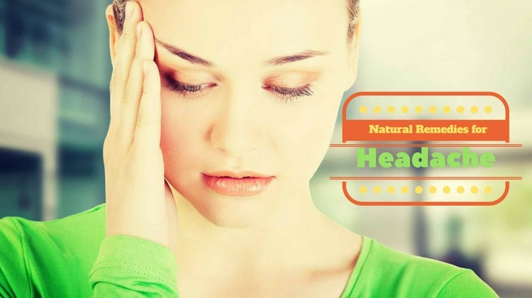 How To Get Rid Of A Tension Headache Naturally
