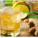 DIY Natural Homemade Ginger Ale