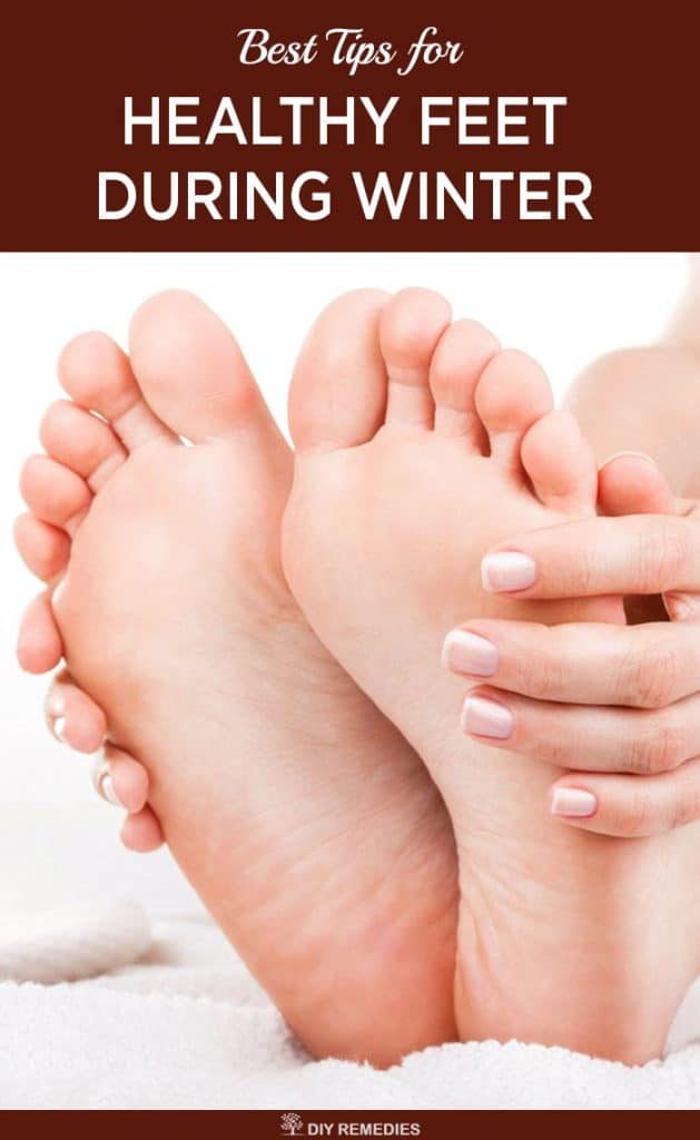 Best Tips for Healthy Feet During Winter