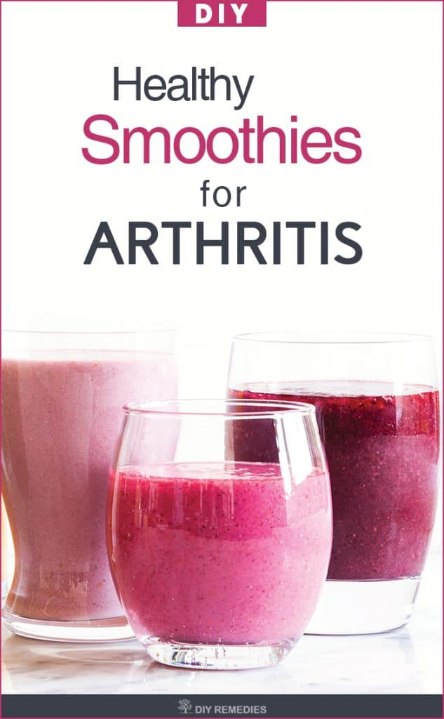 DIY Healthy Smoothies for Arthritis