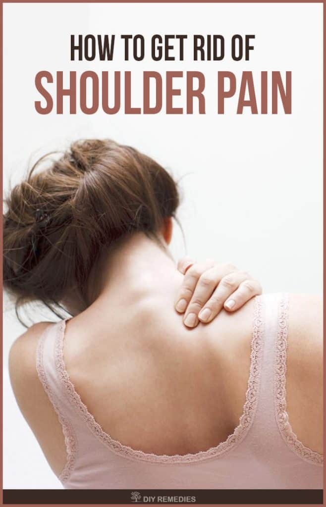 Natural Home Remedies For Neck And Shoulder Pain