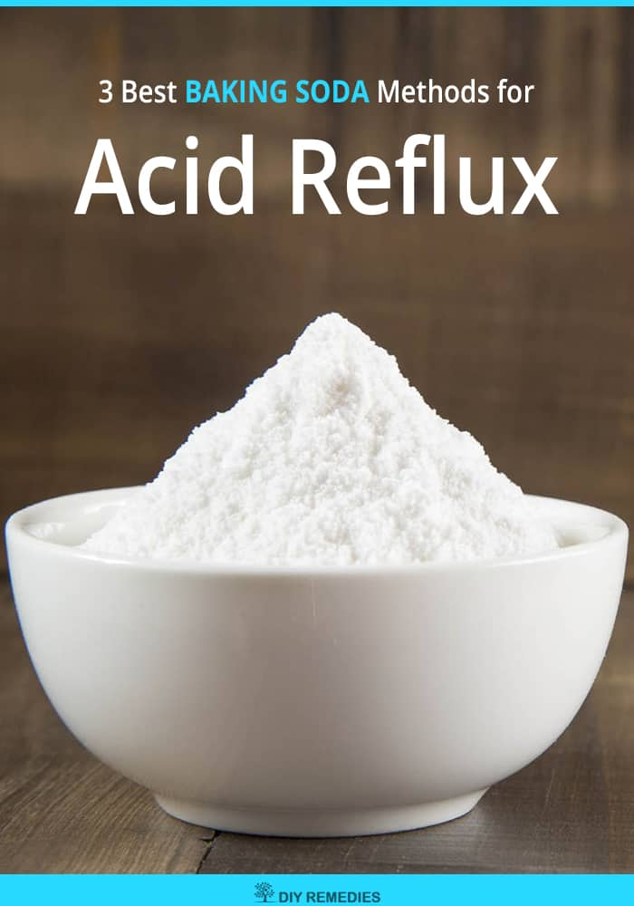 How to Treat Acid Reflux using Baking Soda