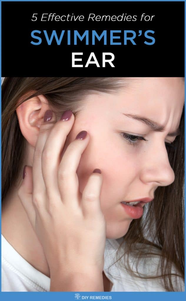 5 Effective Remedies for Swimmer's Ear