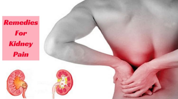 Natural Remedies For Kidney Pain