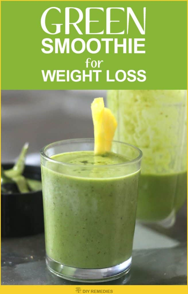 green drink weight loss