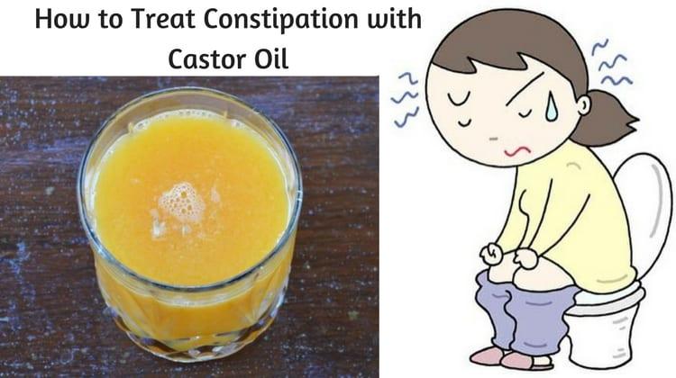 Does Castor Oil Work For Constipation