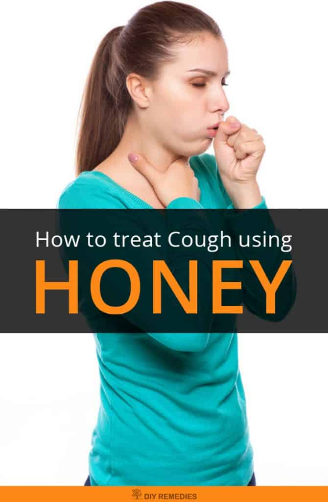 How to treat Cough using Honey