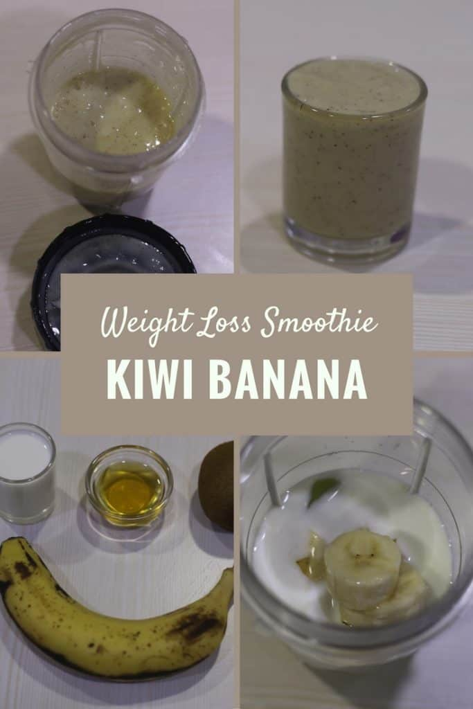 kiwi to lose weight
