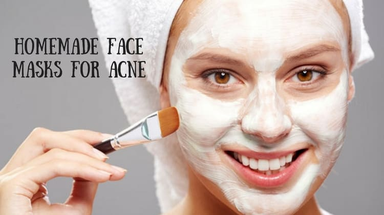 how to make a face mask at home for acne