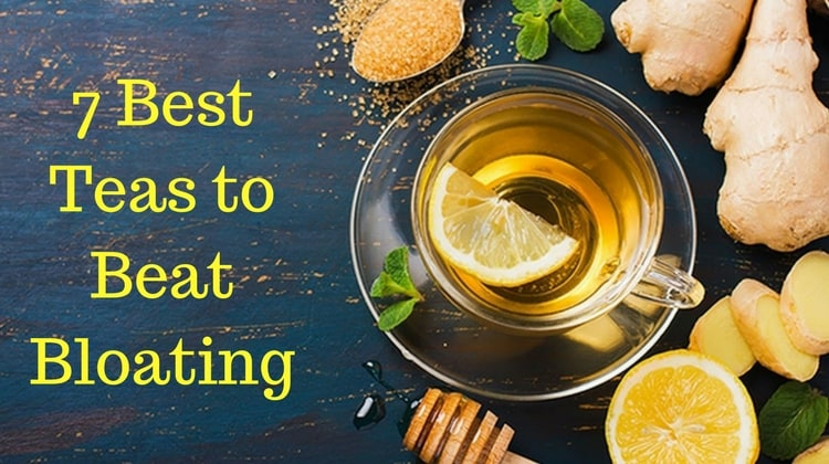 7 Best Teas To Beat Bloating