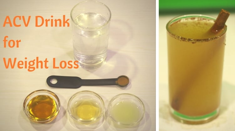 apple cider drink to lose weight