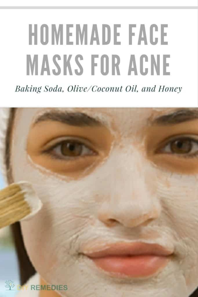 BakingSoda FaceMask For ACNE