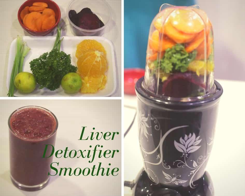 Liver Detoxifier Smoothie