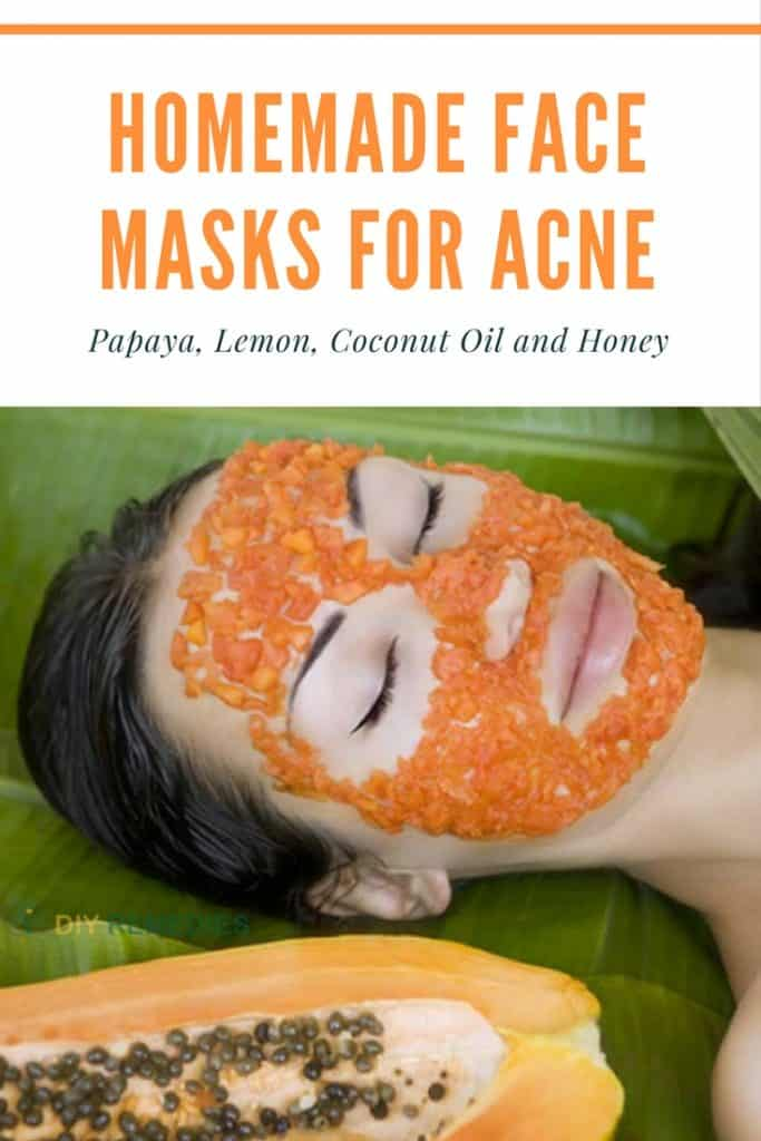 Papaya Face Masks for Acne