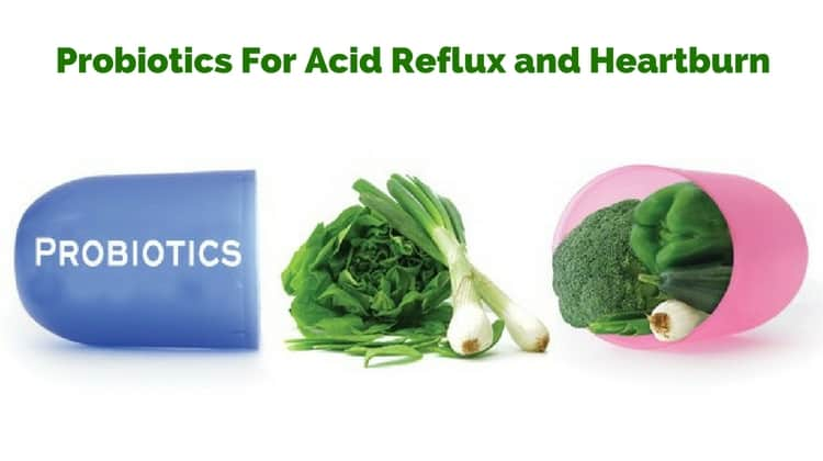 Probiotics For Acid Reflux and Heartburn
