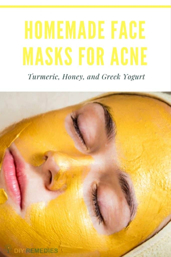 Turmeric Face Masks for Acne
