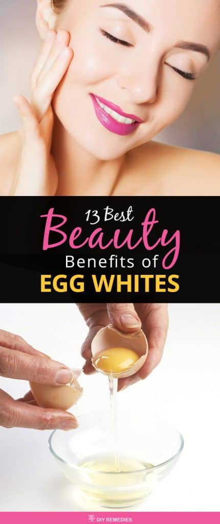 Best Beauty Benefits of Egg Whites