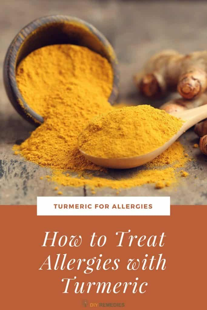 Turmeric allergies / The best teething products
