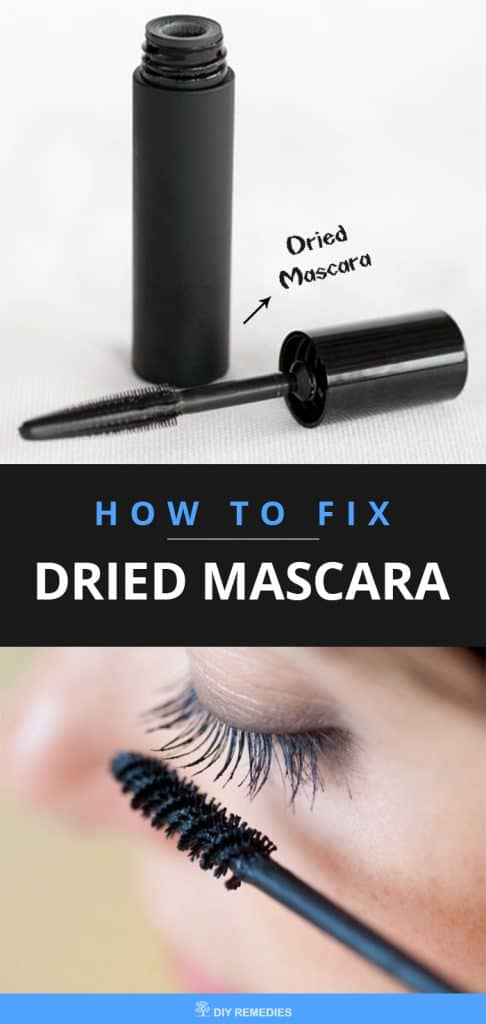 Best Ways to Fix Dried Mascara