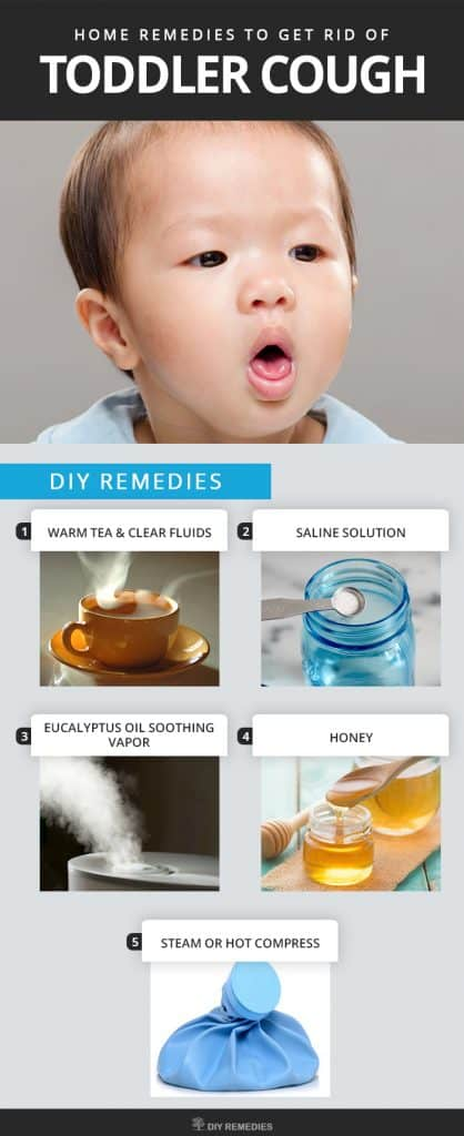Home Remedies to Get Rid of Toddler Cough
