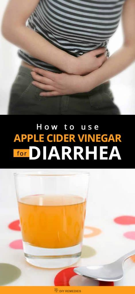How to use Apple Cider Vinegar for Diarrhea
