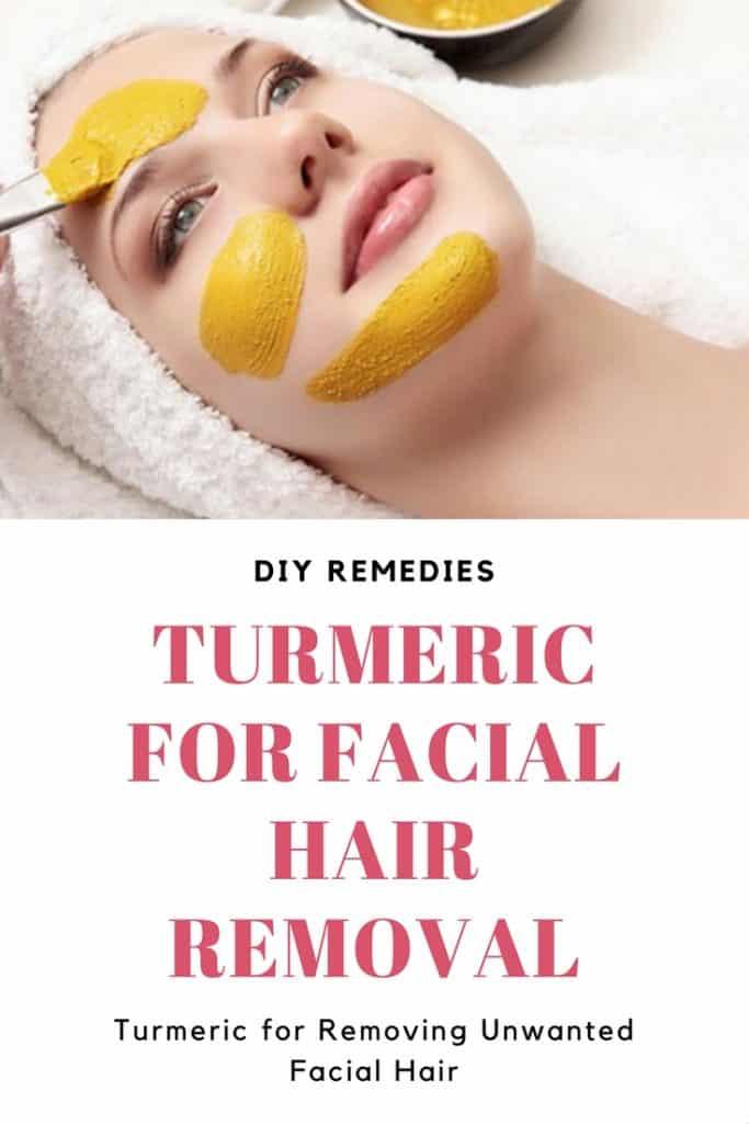 Natural Facial Hair Removal Recipes