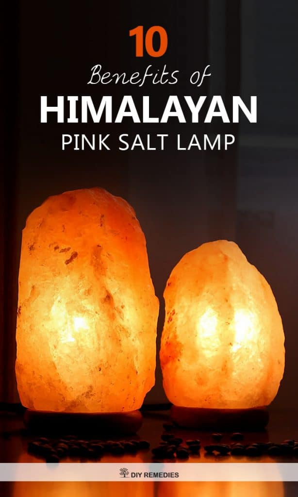 Best Benefits of Himalayan Pink Salt Lamp