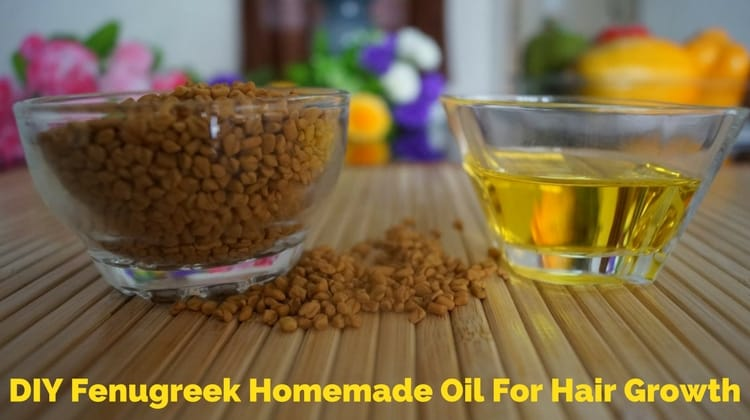 How to Prepare and Use Fenugreek Oil for Healthy Hair Growth