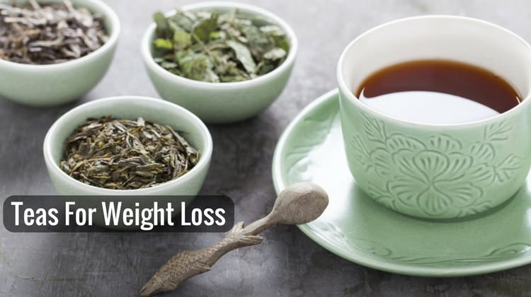 Amazing Teas for Weight Loss