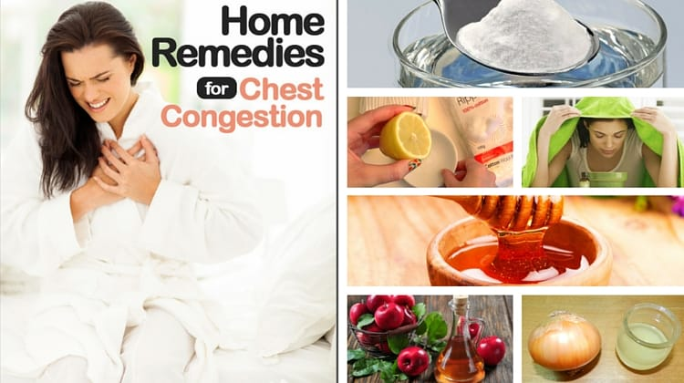Home Remedies Chest Congestion