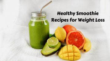 6 Healthy Smoothie Recipes for Weight Loss