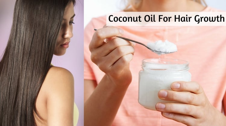 Coconut Oil For Hair Growth